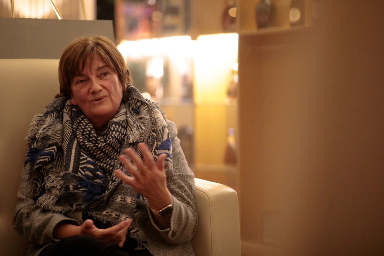 Michèle Detaille a été nommée vice-présidente chez BusinessEurope, en plus de huit représentants de fédérations nationales en Europe. (Photo: Matic Zorman / Maison Moderne)