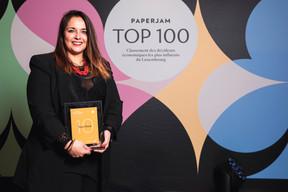 Nora Back, 10e du Paperjam Top 100 2020. ((Photo: Julian Pierrot / Maison Moderne))