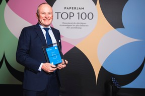 Fernand Ernster, 5e du Paperjam Top 100 2020. ((Photo: Julian Pierrot / Maison Moderne))