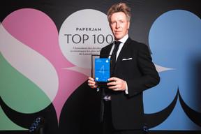 Laurent Schonckert, 4e du Paperjam Top 100 2020. ((Photo: Julian Pierrot / Maison Moderne))