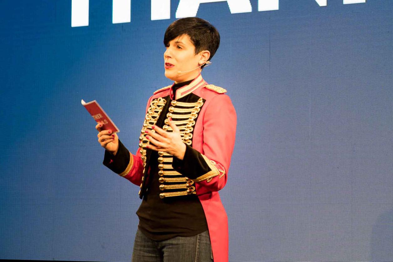 MichèleVallenthini avait intégréRaiffeisen en février dernier. (Photo: Archives Maison Moderne)