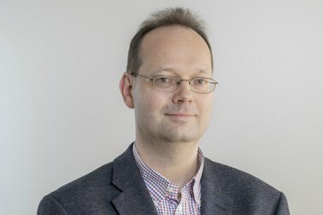 ChristophPausch confirme que le climat prend de plus en plus de place dans les activités des institutions de microfinance. (Photo: Plateforme de la microfinance)