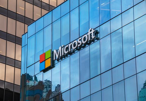 Microsoft a franchi, ce jeudi, la barre mythique des 1.000 milliards de dollars de capitalisation boursière. (Photo: Shutterstock)