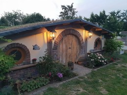 """The famous chamber, """"Shire, the hobbit-hole"""". (Photo: Middle-earth)"""