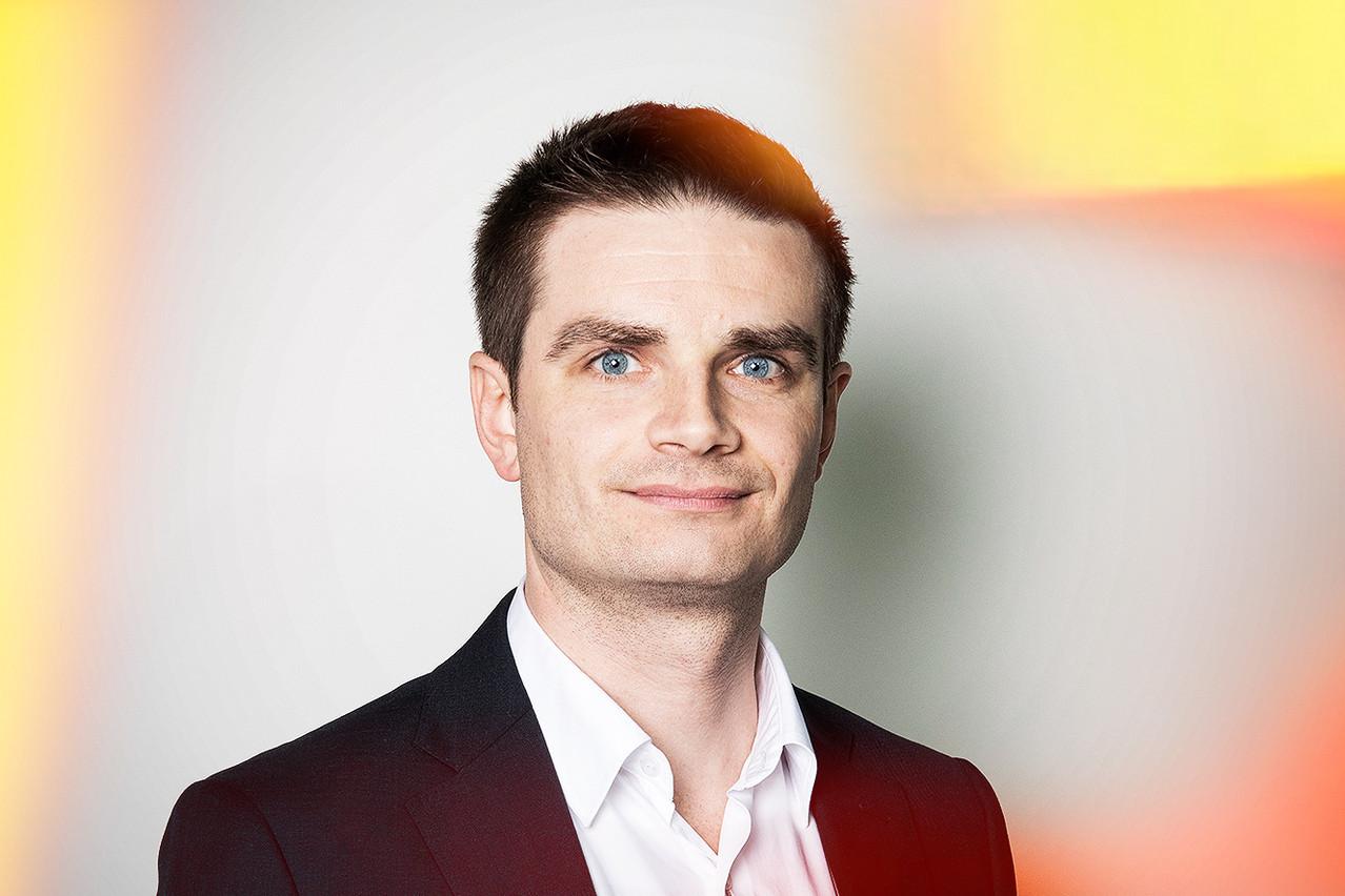 Sébastien Genco, Director Technology Strategy & Architecture, Deloitte. (Crédit: Patricia Pitsch Maison Moderne)