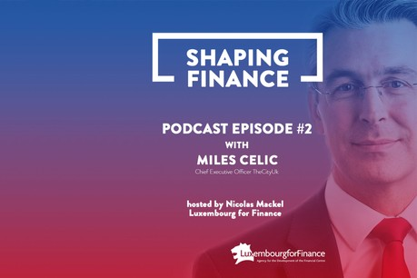 Miles Celik Luxembourg for finance