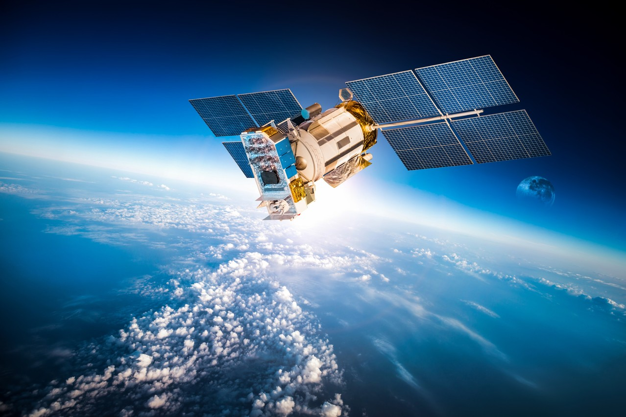 The Luxeosys satellite will deliver 100 high-resolution images of the Earth's surface per day Photo: Shutterstock