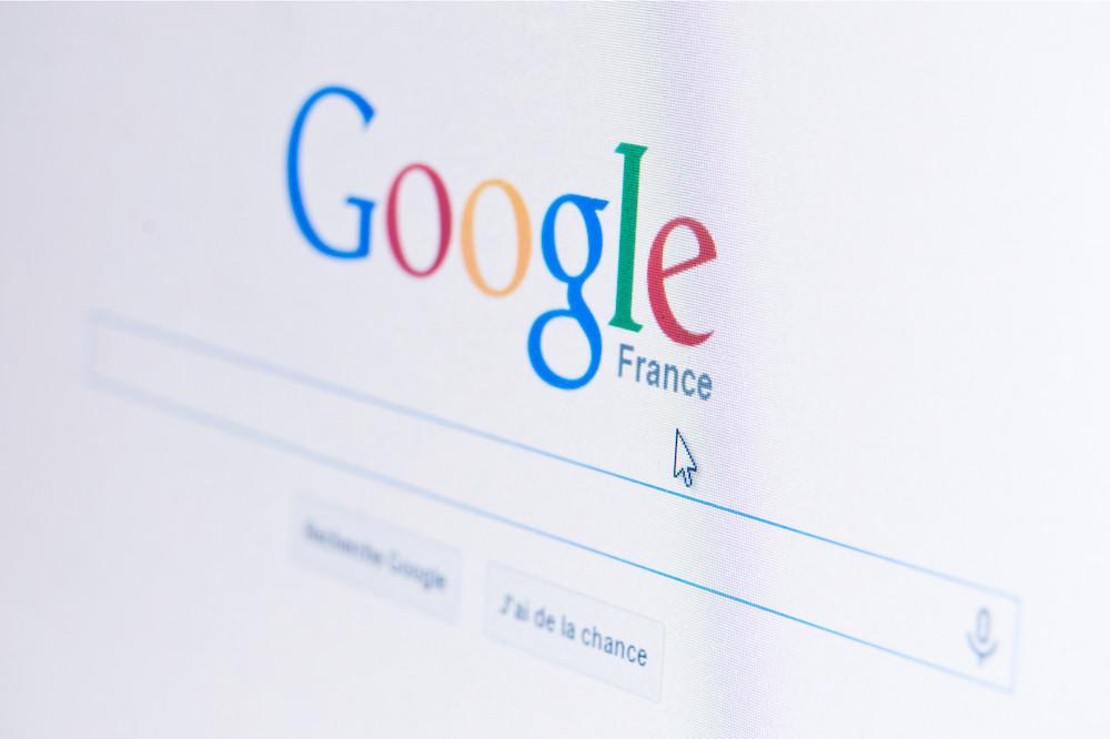Google paiera dès 2019 une amende d'un milliard d'euros à la France. (Photo: Shutterstock)