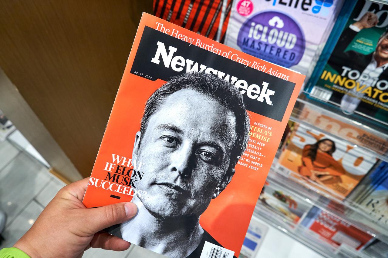Des entrepreneurs dopés à l'innovation technologique, comme Elon Musk, ont vu leur fortune croître fortement ces derniers mois. (Photo: Shutterstock)