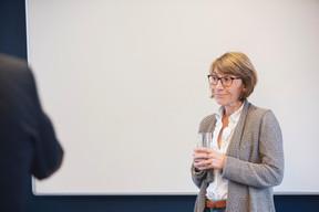 Patrizia Ascani (Centre Hospitalier Emile Mayrisch) ((Photos: Jan Hanrion / Maison Moderne))