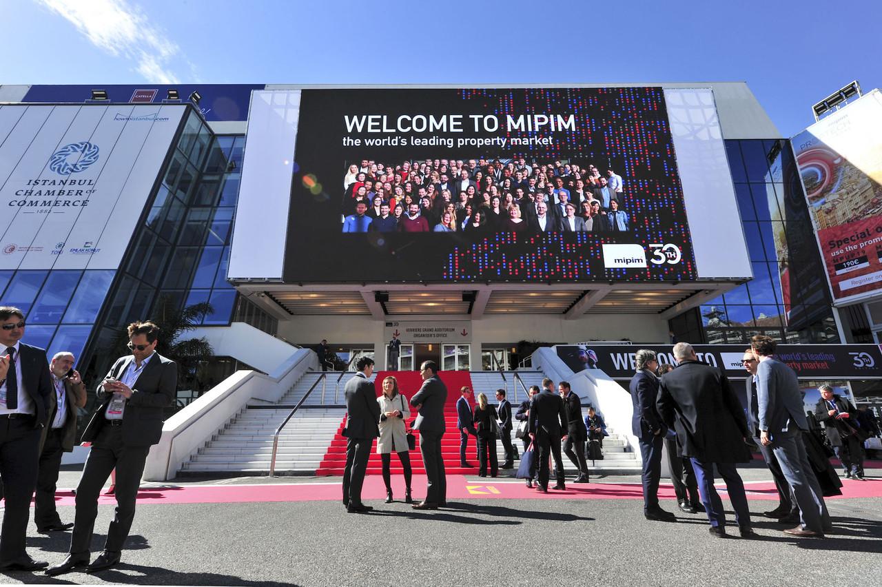 Le Mipim2020 n'aura finalement pas lieu à Cannes. (Photo: V. Desjardins/Image&Co)