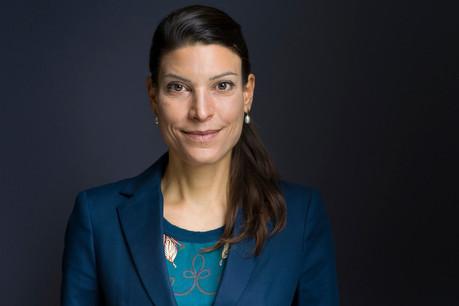 Depuis 2019, Mirjam Bamberger occupe le poste de responsable de l'expérience client et de la stratégie, où elle supervise l'offre et l'innovation, le marketing et la communication, le développement stratégique et l'expérience client. (Photo: Keystone/Gaetan Bally)