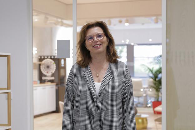 Karin Schintgen va rester proche de la Host en devenant conseillère, avec une orientation sur l'international. (Photo: Romain Gamba/Archives Paperjam)