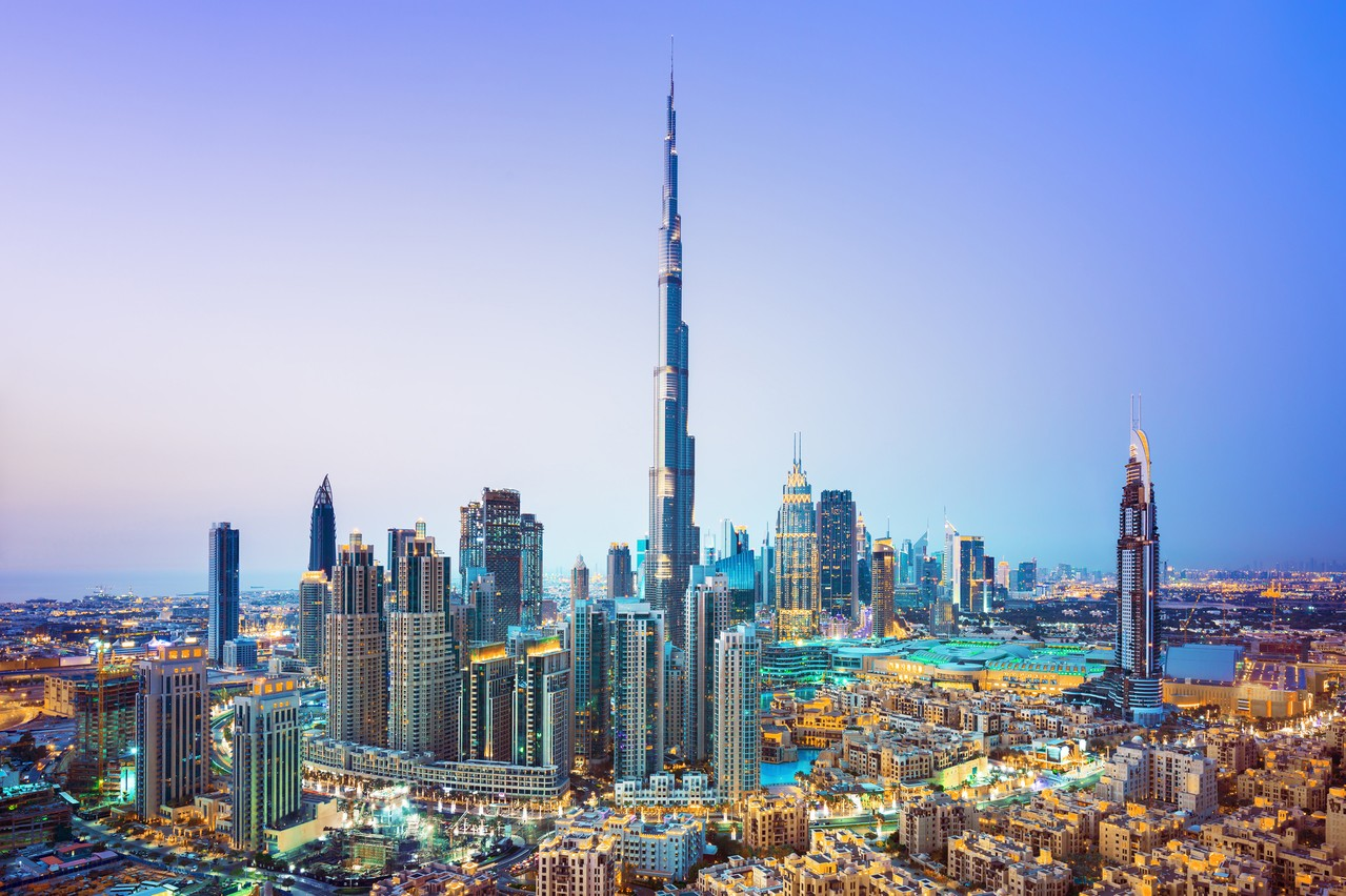 La mission économique multisectorielle commencera ce lundi à Dubaï et durera jusqu'au 30 janvier. (Photo: Shutterstock)