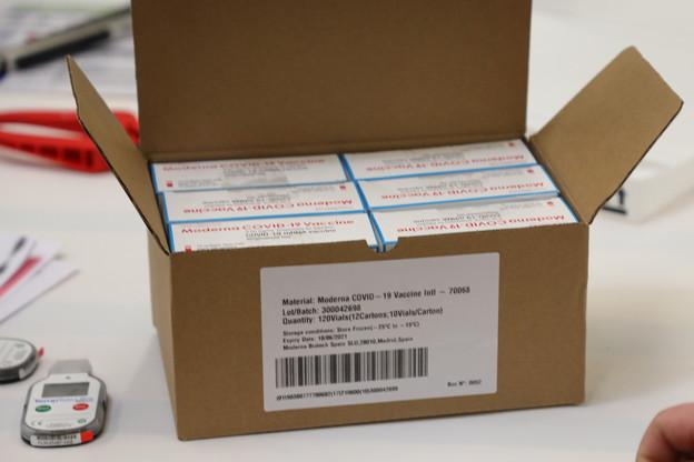 Les vaccins à ARN messager de Moderna devraient coûter plus cher à l'Union européenne. (Photo: SIP)