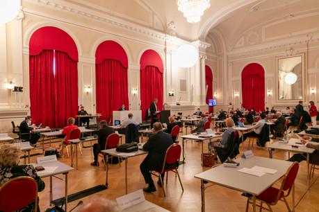 1.495 pétitions publiques et ordinaires ont été adressées à la Chambre des députés depuis mars2014. (Photo: Romain Gamba/Maison Moderne)