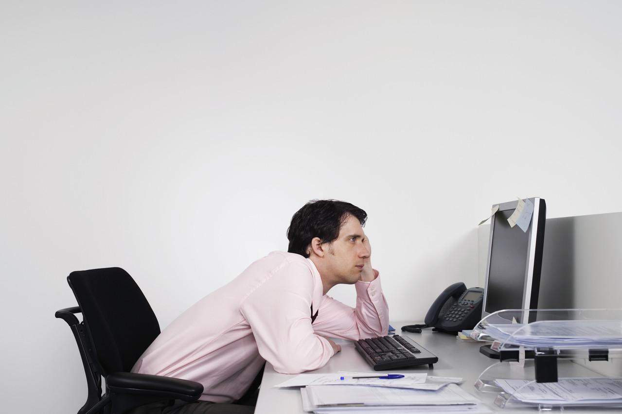 25% des employés résidents s'estiment surcompétents, et 21% sous-compétents, selon le Liser. (Photo: Shutterstock)