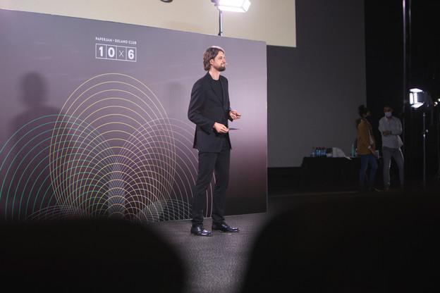 Tobiasz Lebkowski (Georges Reuter Architectes) (Photo: Simon Verjus/Maison Moderne)