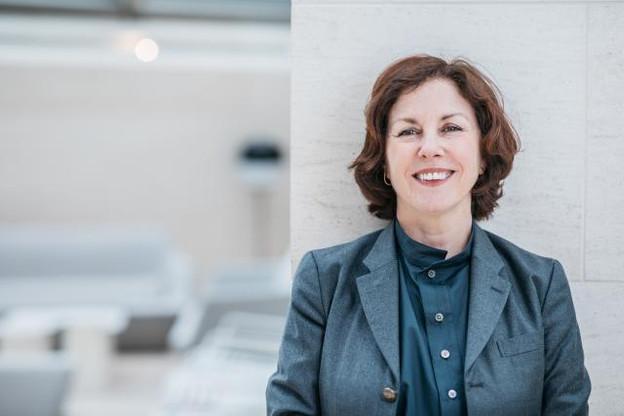 Distinction – Suzanne Cotter a été faite Chevalier des Arts et des Lettres par le ministère de laCulture en France. (Photo: Edouard Olszewski)