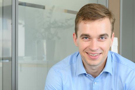 Nicolas Hentgen, analyste d'investissement et blogueur sur le changement climatique sur klyme.online. (Photo: DR)