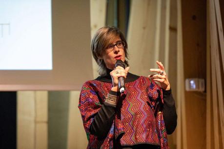 Magali Paulus, présidente d'Etika. (Photo: Raoul Somers)