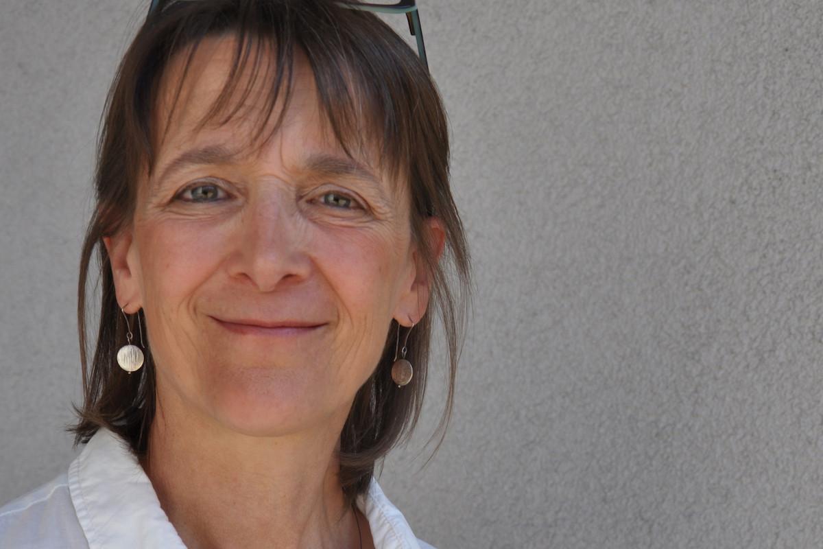 Fabiana Bartolozzi, restaurant biologique Casa Fabiana. (Photo: Fabiana Bartolozzi)