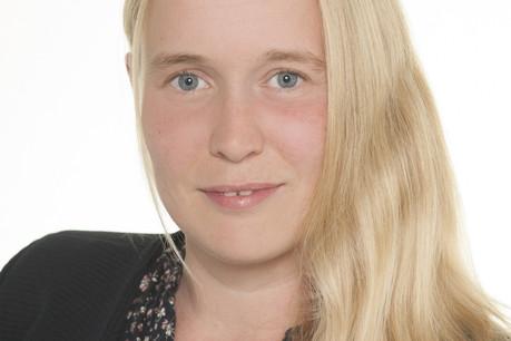 Aurore Rössler, éducatrice, conseillère communale de la commune de Bous et membre du comité directeur du LSAP. (Photo: Aurore Rössler)