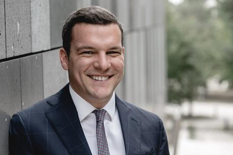 Maître Christophe Nicolay, avocat à la Cour. (Photo:Hervé Weitz Photography)