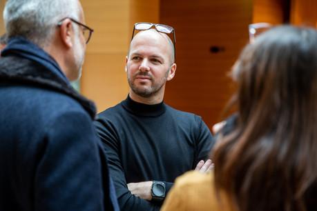 JérômeRudoni, fondateur de adada.lu. (Photo: Edouard Olszewski)