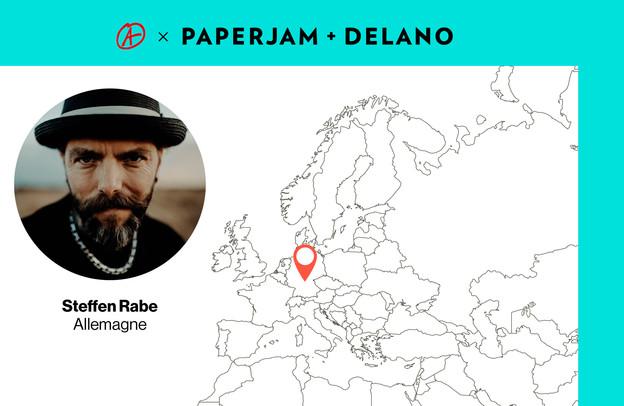 Steffen Rabe est booker pour FKP Scorpio en Allemagne. Une des tournées sur lesquelles il travaille a déjà été reportée cinq fois. (Photo: Den Atelier/Maison Moderne)