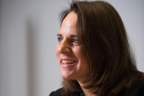 Cinq ans après son entrée au gouvernement, Corinne Cahen a été confirmée à son poste de ministre de la Famille, de l'Intégration et à la Grande Région. (Photo: Anthony Dehez)