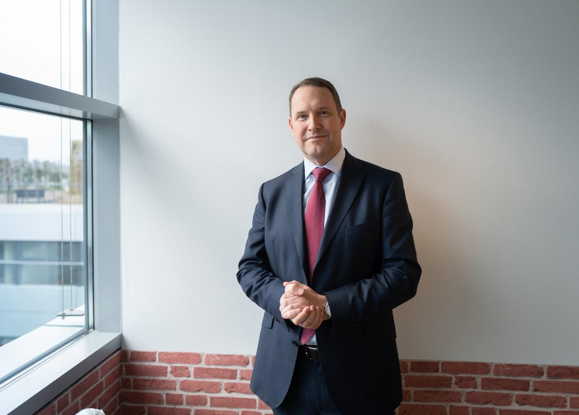 Loïc Le Foll, CEO de La Mondiale Europartner. (Photo: La Mondiale Europartner)