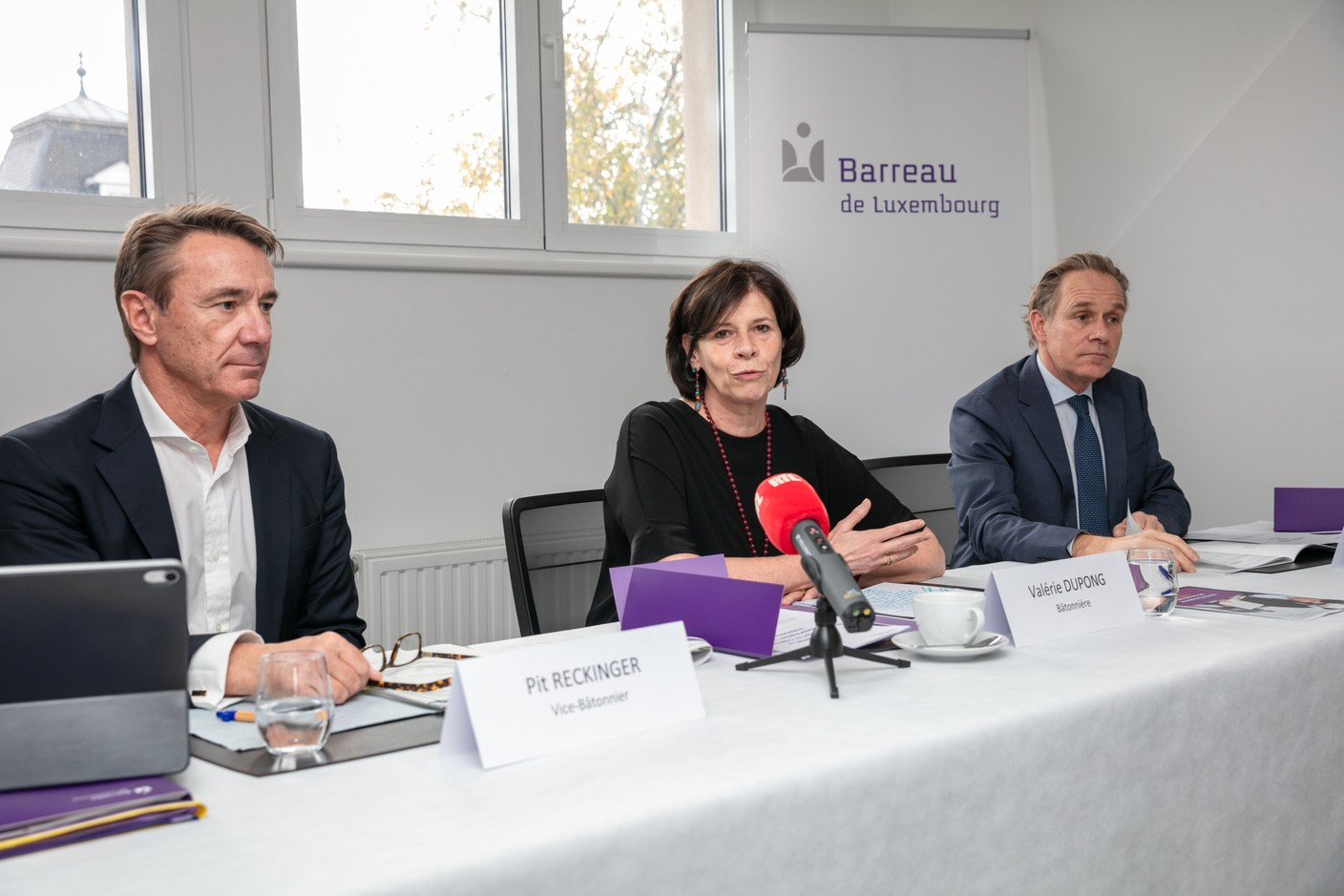 The Luxembourg Bar Association has praised the seriousness of its members in the fight against money laundering. Photo: Romain Gamba / Maison Moderne