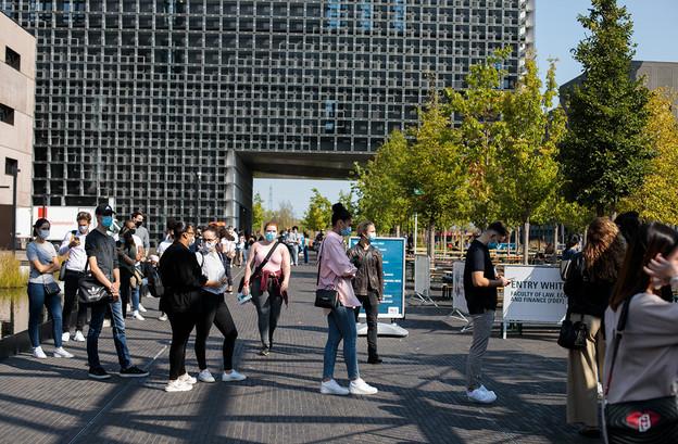 Au cours de l'année académique 2019-2020, l'Université du Luxembourg a accueilli 6.714 étudiants. (Photo: Matic Zorman / Maison Moderne)