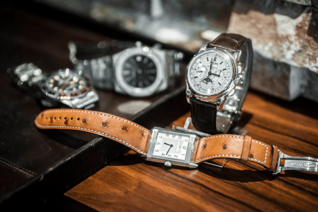 D'un marché d'initiés concentré sur certaines localisations, comme Milan, Londres, Paris ou Tokyo, le marché des montres de collection est devenu international et transparent. (Photo: © Antoine Rauis)