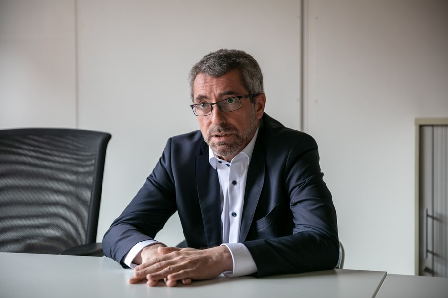 The public prosecutor's investigation into a salary paid by CSV-Frëndeskrees to former party president Frank Engel now involves five other party members. Library picture: Romain Gamba/Maison Moderne