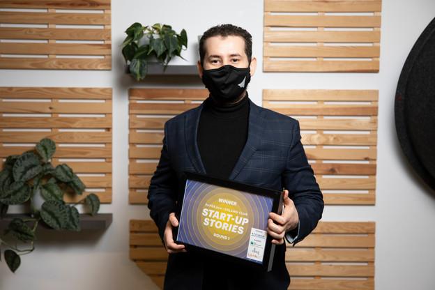 Zied Tayeb (MyelinH) (Photo: Simon Verjus/Maison Moderne)