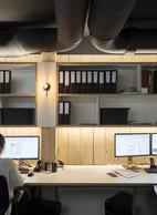 Vue des bureaux de Moreno Architecture ((Photo: Christophe Bustin))