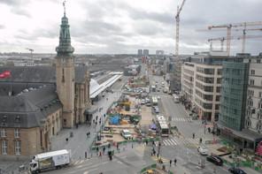 Les riverains de la gare de Luxembourg n'en peuvent plus des dealers et de l'insécurité. La Ville renvoie aux compétences du gouvernement. (Photo : Matic Zorman / archives / Maison Moderne)