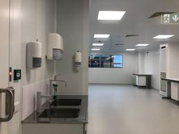 Le nouveau laboratoire de Fast Track Diagnostics devrait être prêt pour la mi-2021. ((Photo: Paperjam))