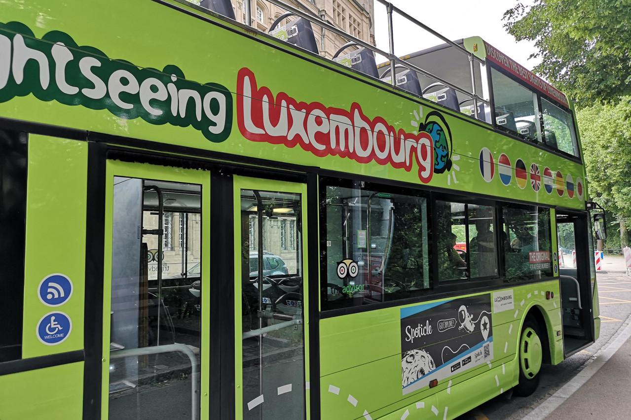 Moyocci permet d'acheter des moments, par exemple en louant un véhicule tel que lesHop on Hop off prévus pour faire découvrir la Ville de Luxembourg aux touristes, avec la possibilité de le louer à des fins privatives, en dehors des voyages de groupes plus impersonnels. (Photo: Shutterstock)