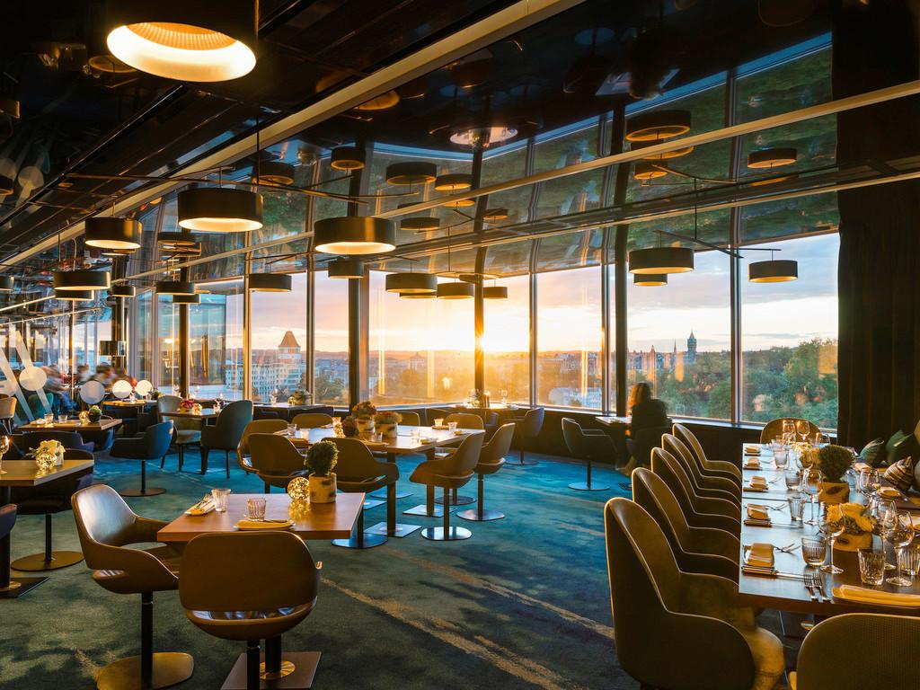 Restaurant Mu Luxembourg Abacapress/Stevens Frémont