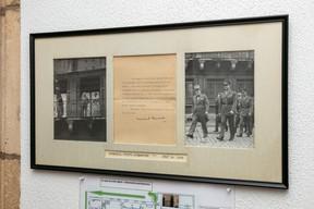 Souvenirs de la visite de Churchill au Luxembourg en 1946. ((Photo: Romain Gamba/Maison Moderne))