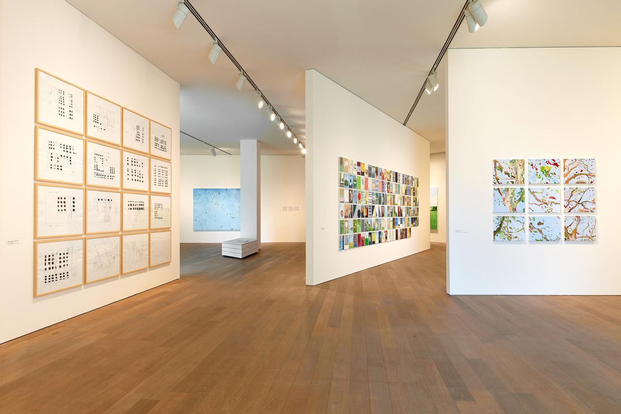 Vue de l'exposition de Jean-Marie Biwer au Mudam. (Photo: Rémi Villaggi/Mudam Luxembourg)
