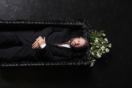 Le «Hamlet» de MyriamMuller sera un adolescent endeuillé par la mort de son père, ne sachant pas où aller ni quoi faire. (Photo: boshua@boshua.com)