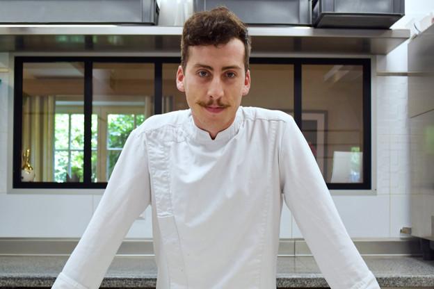 Arnaud Beck est le talentueux chef pâtissier du restaurant étoilé Les Jardins d'Anaïs, à Clausen. (Photo: Les Jardins d'Anaïs)