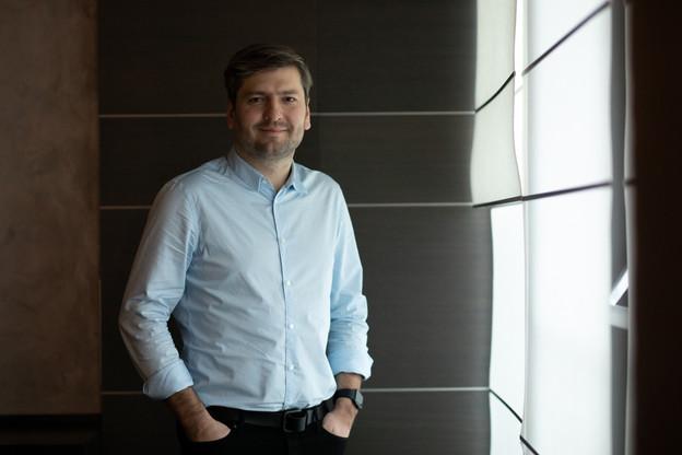 De passage au Luxembourg ce jeudi,le manager général pour l'Europe de N26, Sarunas Legeckas, a réaffirmé l'ambition à long terme de la néobanque: atteindre 100 millions de clients. (Photo: Matic Zorman/Maison Moderne)