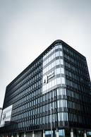 La façade offre une identité forte au bâtiment. ((Photo:Arhs))