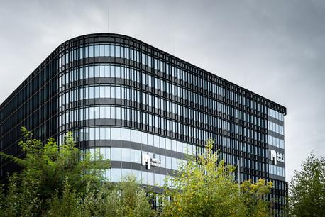 L'immeuble Naos est occupé par le groupeARHS. (Photo:ARHS)