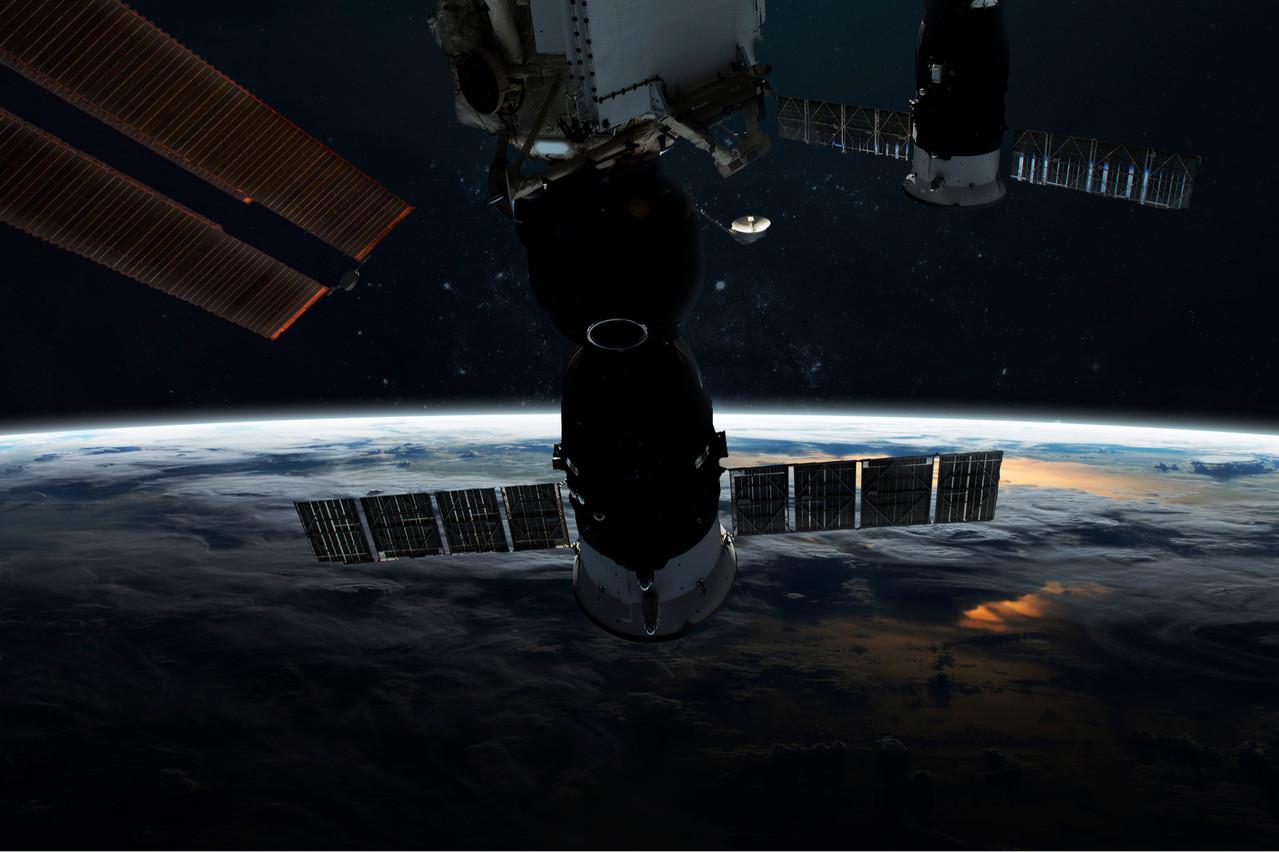 L'ISS est gérée par 16 pays ou agences spatiales internationales. (Photo: Shutterstock)